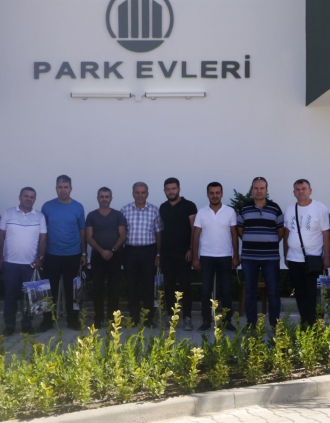 Life has started in Park Evleri, founded in Yunuseli!