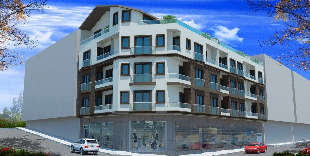 Bursa yeni inşaat projeleri
